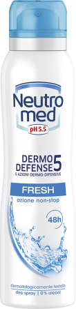 DEODORANTE SPRAY DERMO DEFENSE 5 FRESH