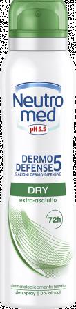 DEODORANTE SPRAY DERMO DEFENSE 5 DRY