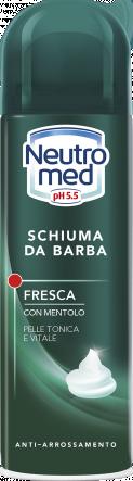 SCHIUMA DA BARBA FRESCA
