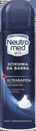 SCHIUMA DA BARBA ULTRARAPIDA
